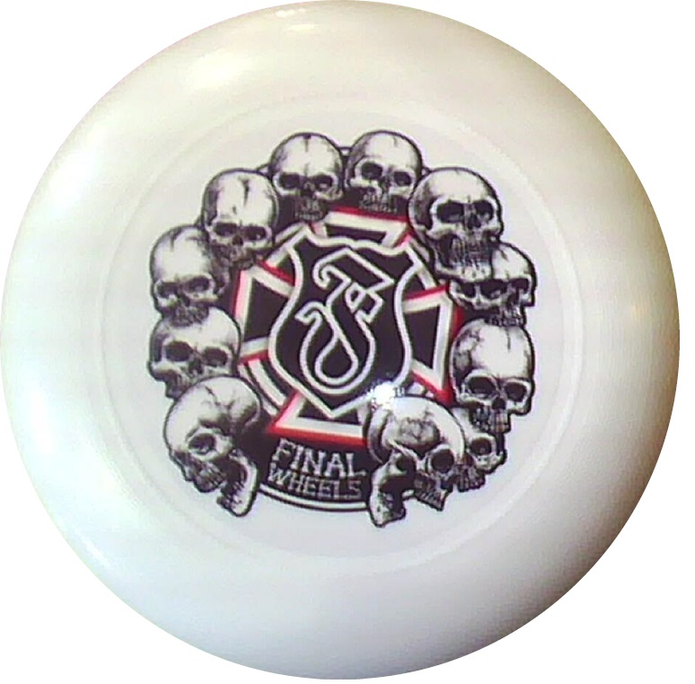 Ultimate_frisbee_custom_disc_White