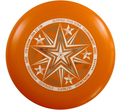 UltiPro-FiveStar Orange