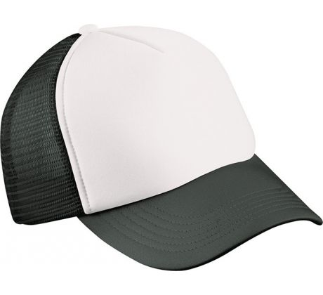 Mesh Cap - BLACK & WHITE
