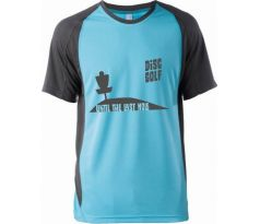 ProAct Functional T-shirt - Mens TURQUOISE Disc Golf