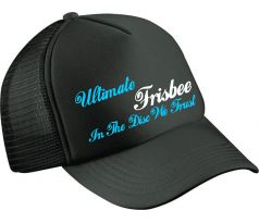 Mesh Cap - Ultimate - BLACK